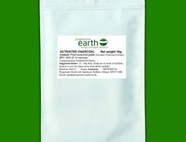 Progressive Earth Activated Charcoal equine feed supplement