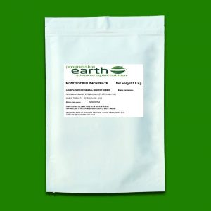 Progressive Earth Monosodium Phosphate for equine mineral balancing