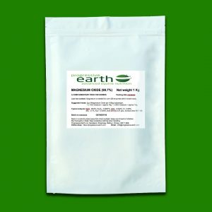 Progressive Earth Magnesium Oxide 99.7%