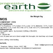 Bio-mos, digestive support for horses